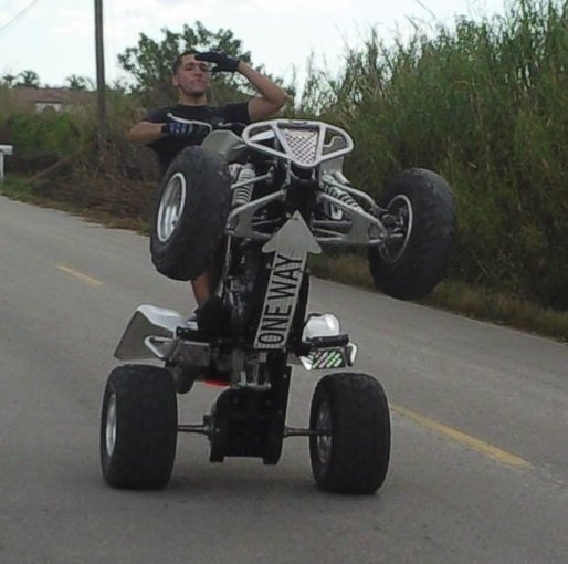 Peters Wheelie