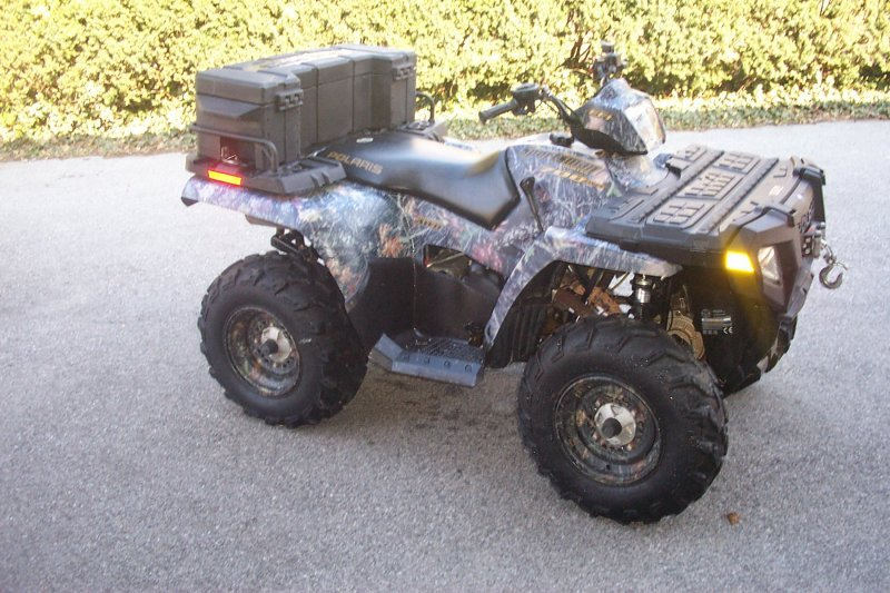 2005 Polaris Sportsman 700Twin EFI