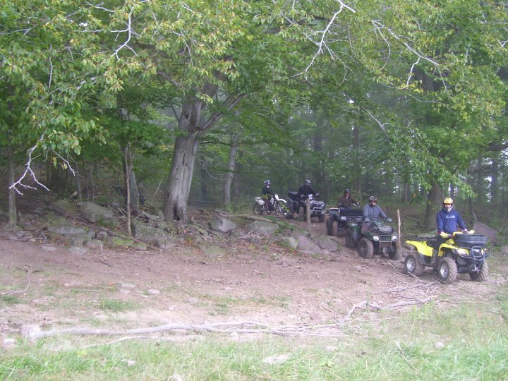 Mehoopany Poker Run 2008