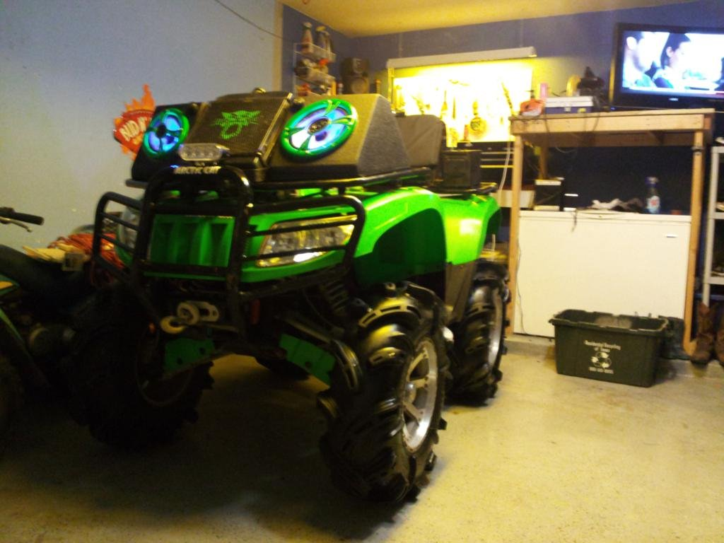 Arctic Cat 500 2007