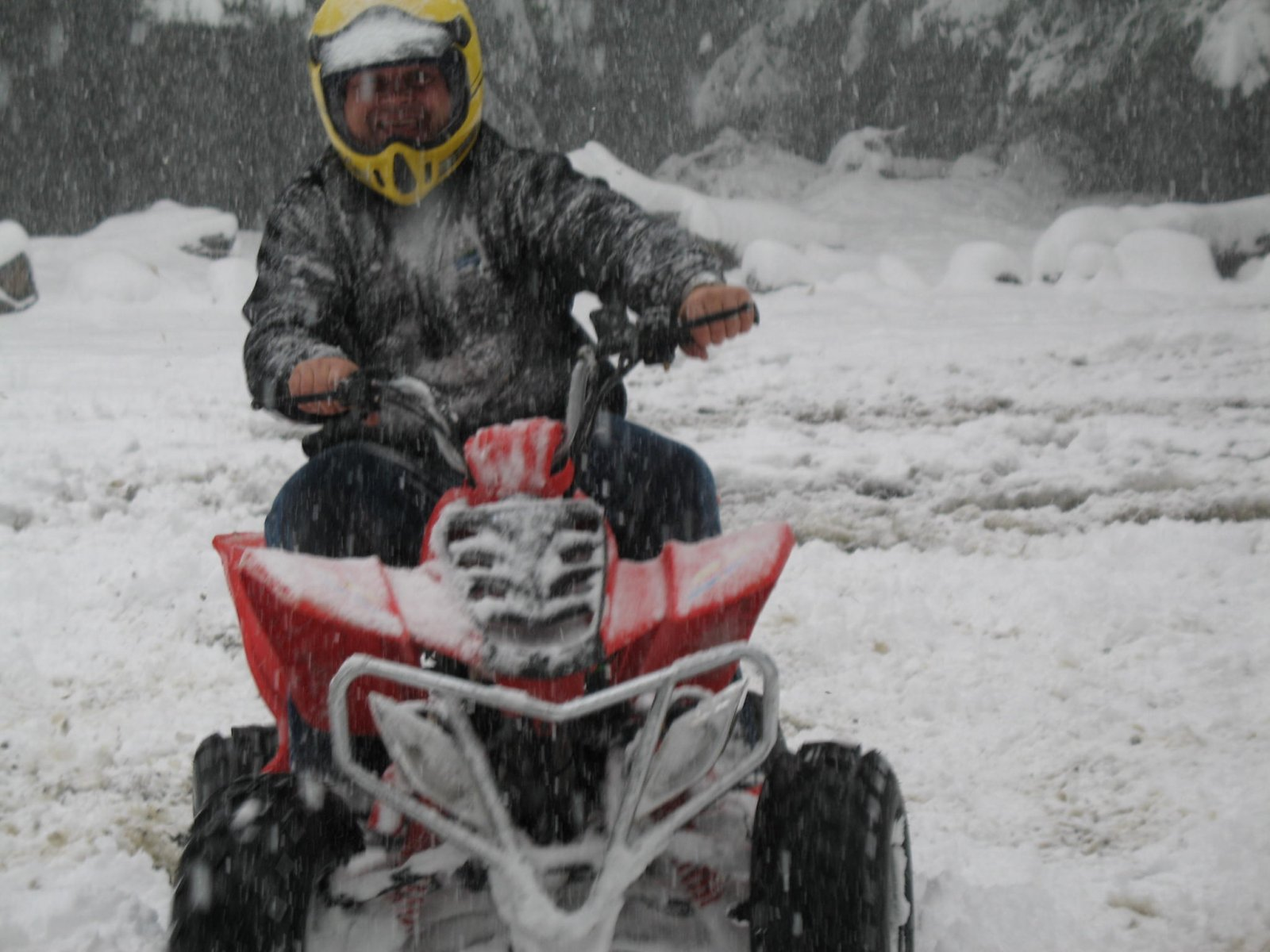 GREAT SNOW RIDING