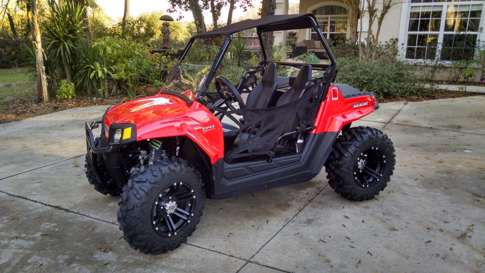 2012 Polaris Ranger Razor (RzR)-Upgraded Package