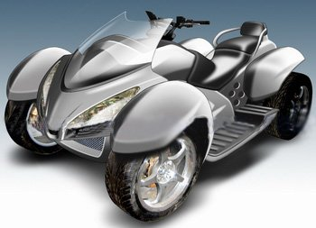New 800CC ATV