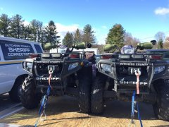 Dutchess County Sheriff ATV