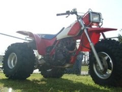 my new 84' honda 200x