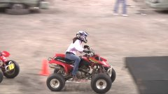 Monster Truck Show Quad Races