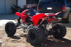 Sport ATV Photos