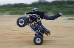 Wheelie idea