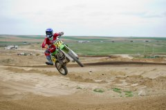 Funny picture from the MX track