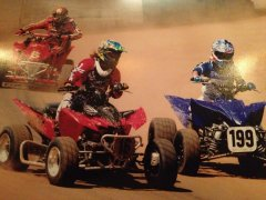 ATV Racing Pictures