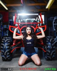 Pin-Up ATV Photos