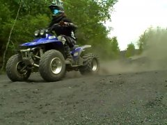Kickin up some Dust
