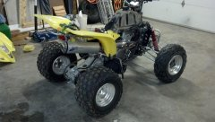 ATV Repair and Modifications