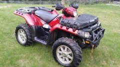 2011 POLARIS SPORTSMAN 850 XP  EFI 4X4
