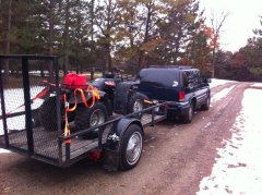 ATV Trailers and Haulers