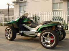 *00CC ATV Colored Green