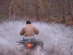 My Water & Mud ATV Photos