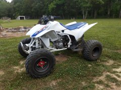 My Honda TRX ATV