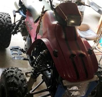 99 Polaris Sportsman 335 Utility ATV