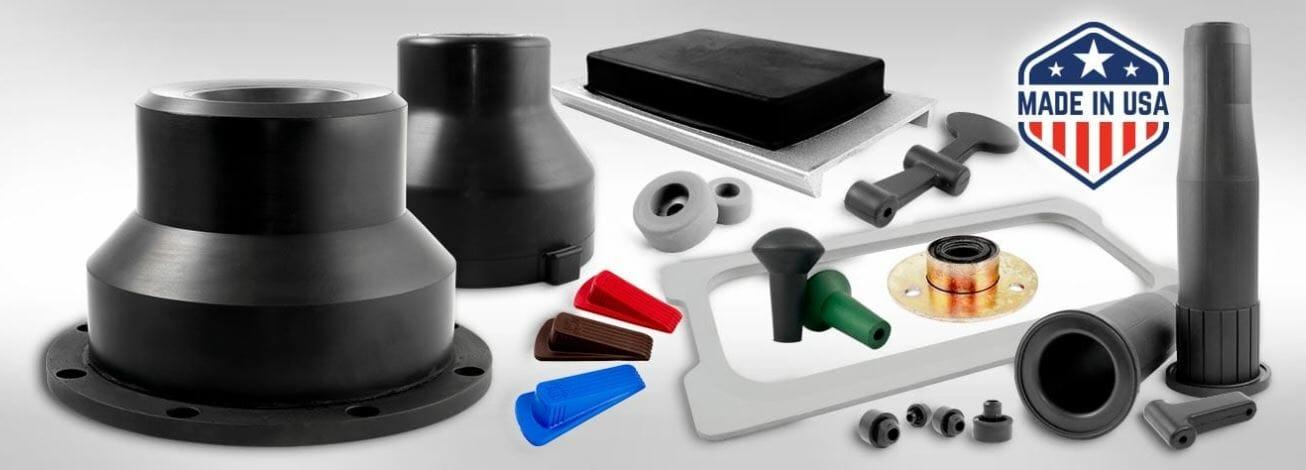 polyisoprene natural rubber part samples