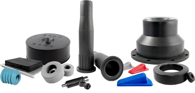 The Custom RUBBER Molding Experts