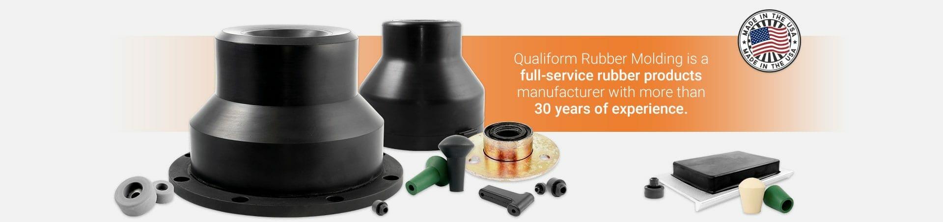 rubber molding | rubber metal bonding | custom rubber molding
