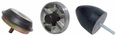 rubber to metal bonding examples | rubber metal bonding