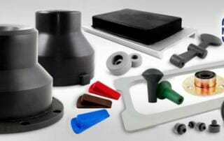 A series of rubber products made in USA | Qualiform rubber extrusions