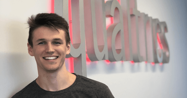 'Why Qualtrics' Frank M. – SDR Intern, Dallas TX