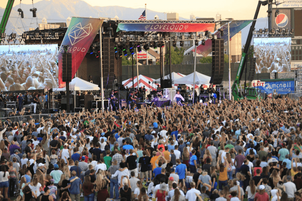 Join the Qualtrics team at LoveLoud on June 29th