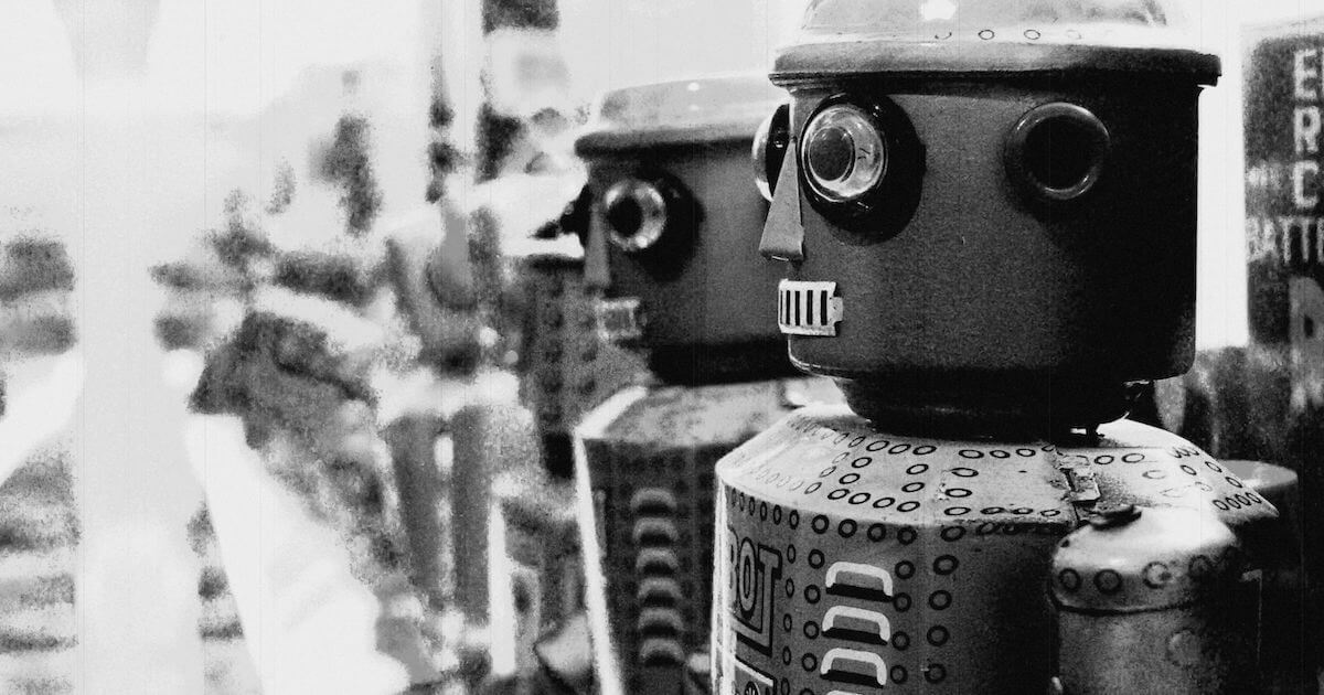 Are the bots coming for your research job?