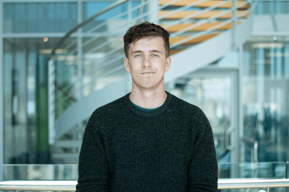 'Why Qualtrics' – Derek D., Software Engineer, Qualtrics – Dublin