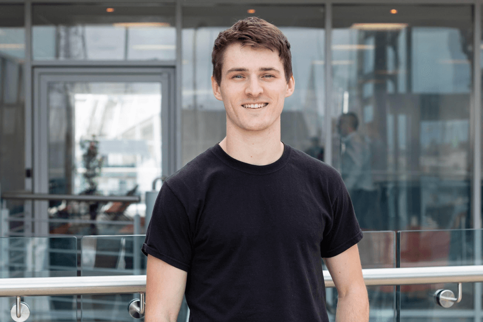 """Why Qualtrics"" – Conor L., Software Engineer"