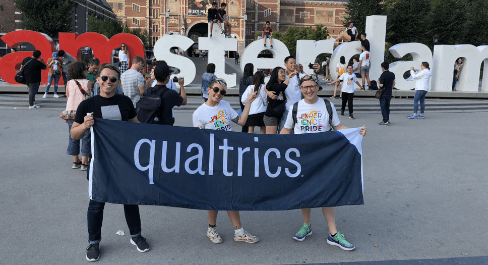 My Qualtrics Experience – Josiah Rossdeutscher – Account Executive – Provo