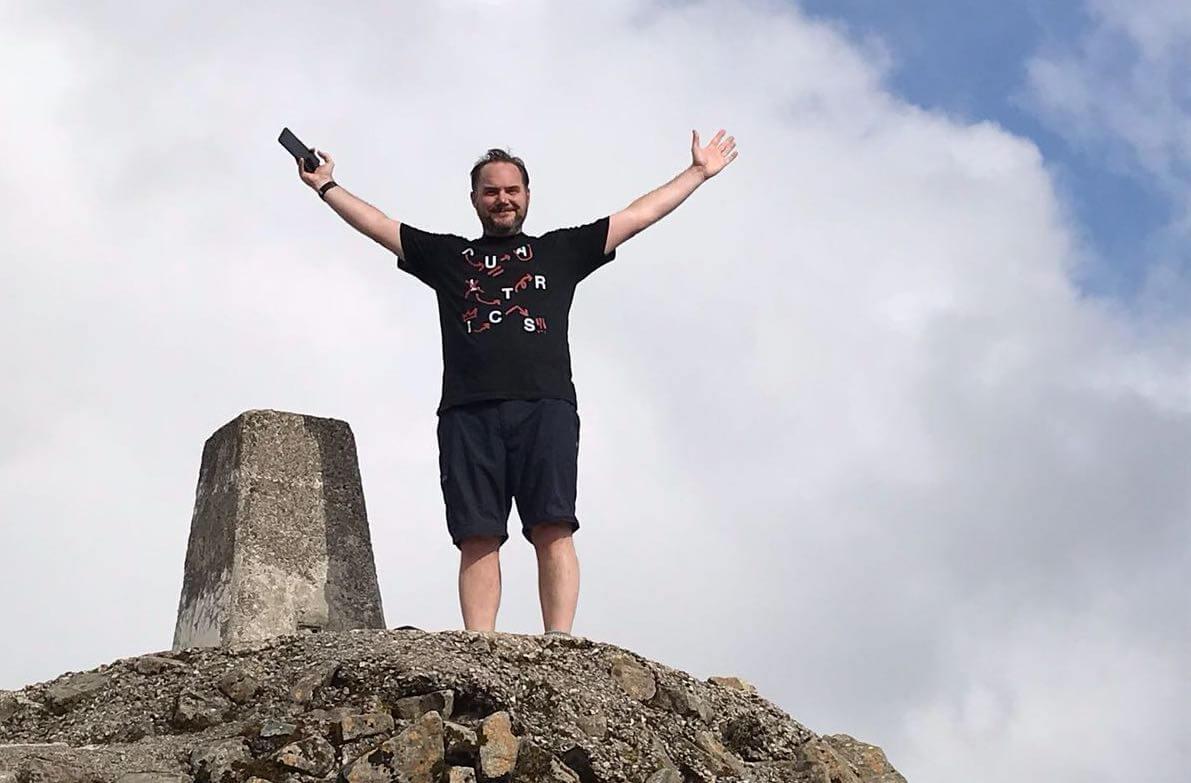 My Qualtrics Experience – Ian McVey – Enterprise Team Lead – London