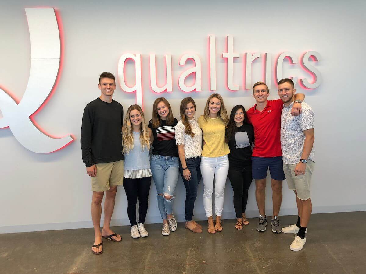 Why Qualtrics – Meaghan Kavanaugh – Sales Recruiter – Dallas, TX