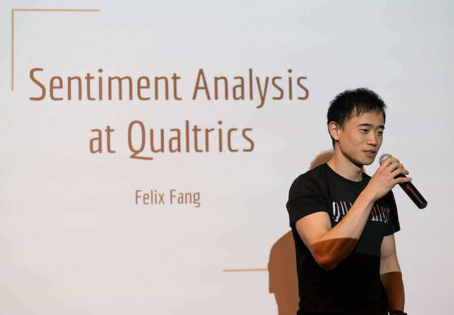 Why Qualtrics – Felix Fang – Machine Learning Engineer II – Seattle, WA