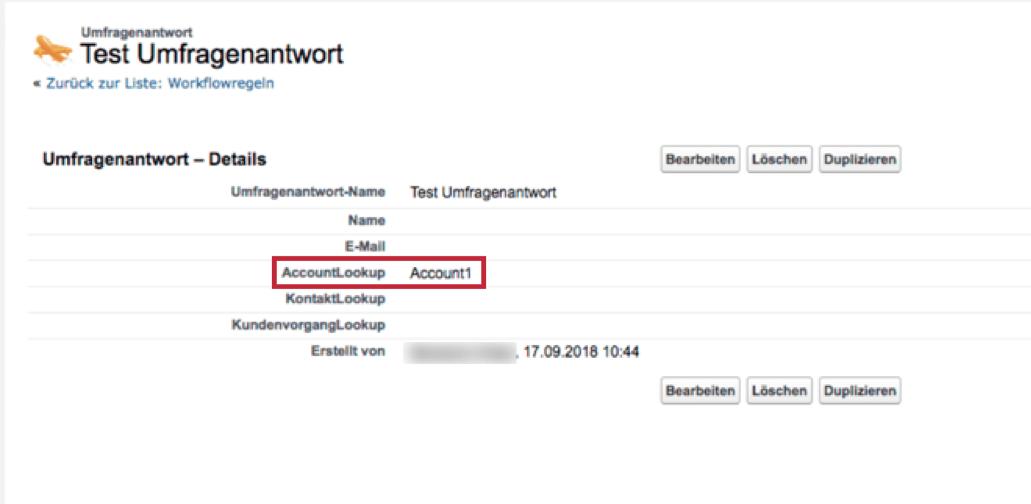 Salesforce-Integration – Allgemeine Übersicht - Qualtrics