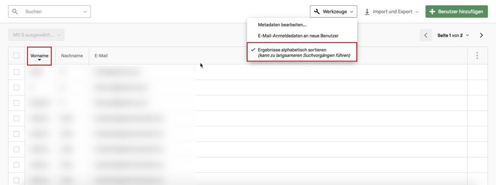 Verwalten von Dashboard-Benutzern (CX) image 10