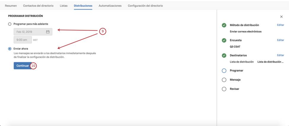 Envío de correos electrónicos en iQDirectory image 7