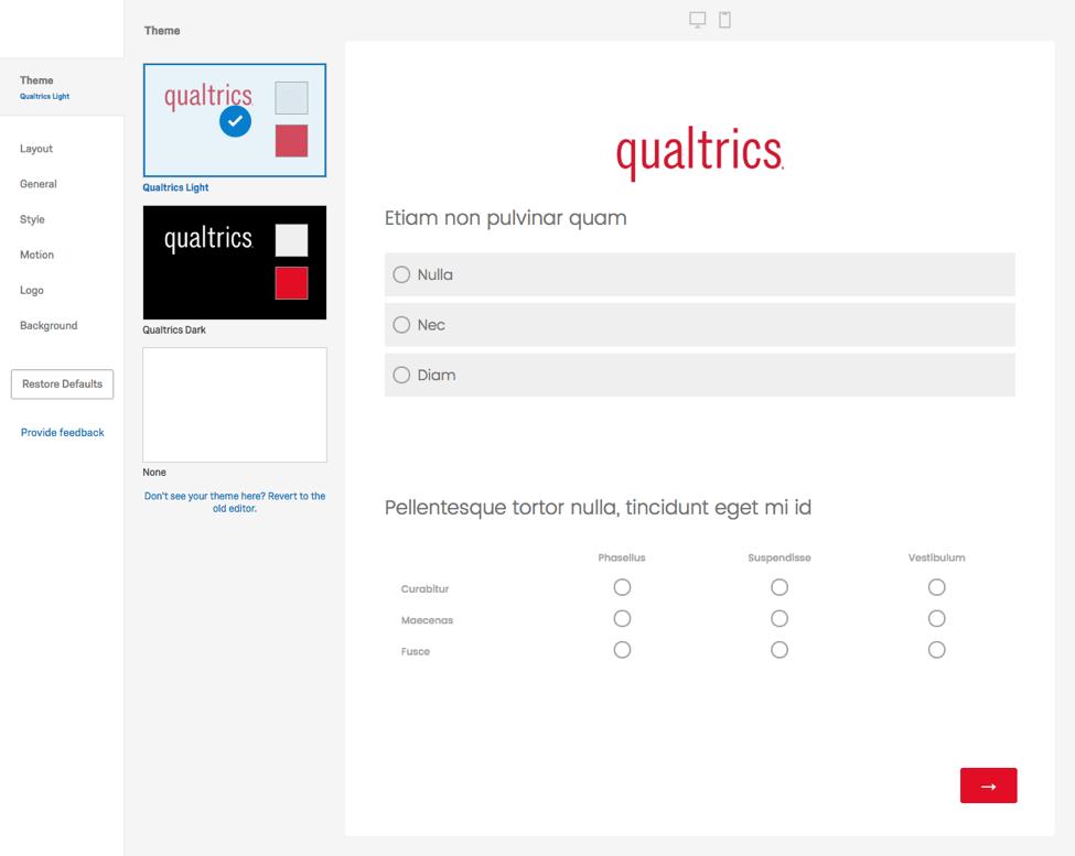 Product Updates | Qualtrics