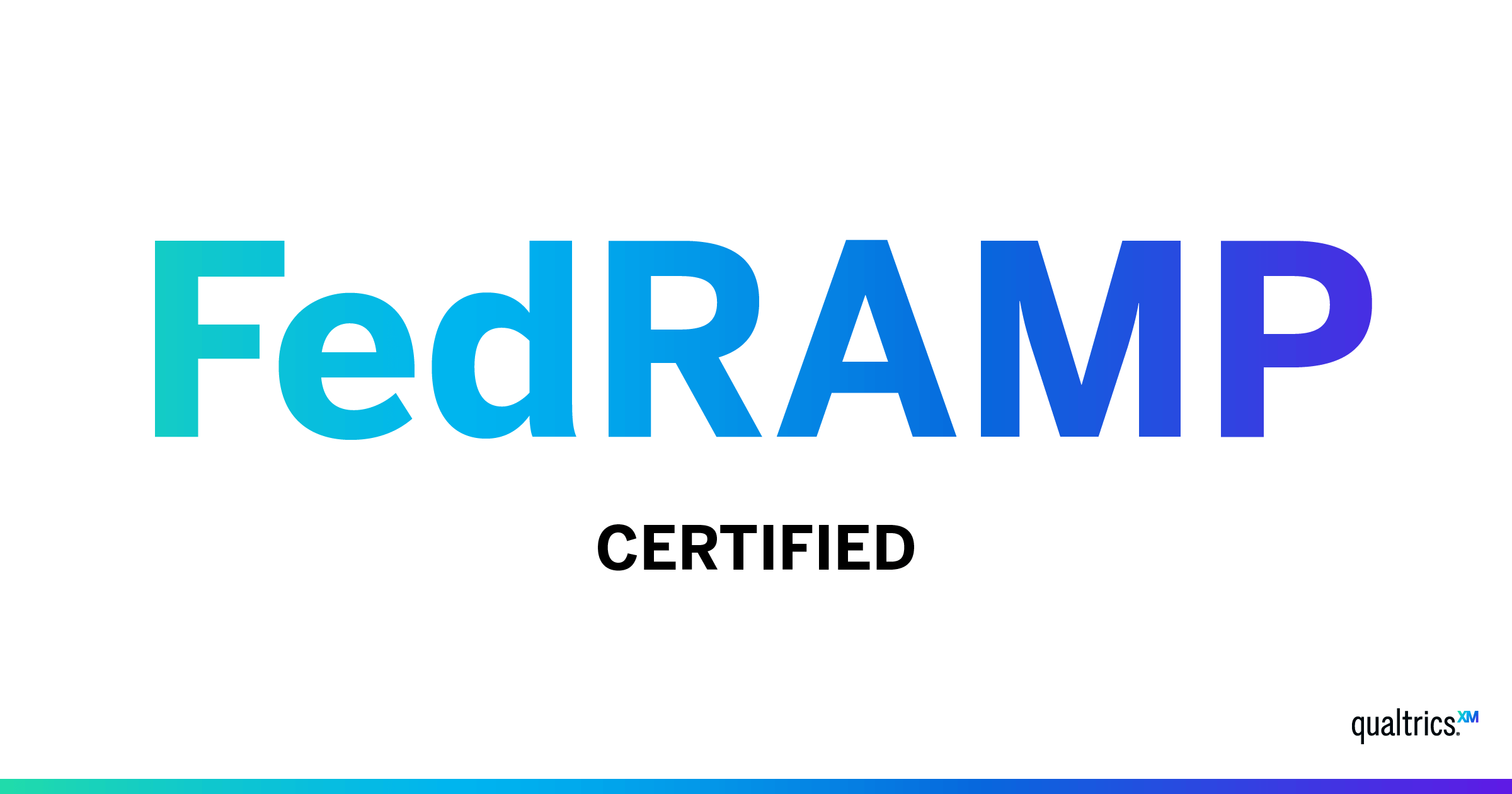 FedRamp Security Authorization: Highest Gov Security Level | Qualtrics