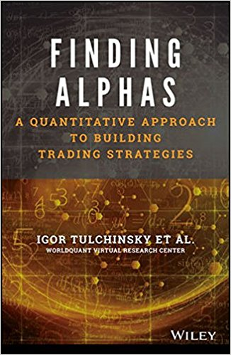 Algorithmic trading quantitative strategies