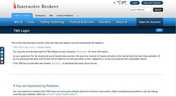 Interactive brokers multiple logins skype  // buylitude tk
