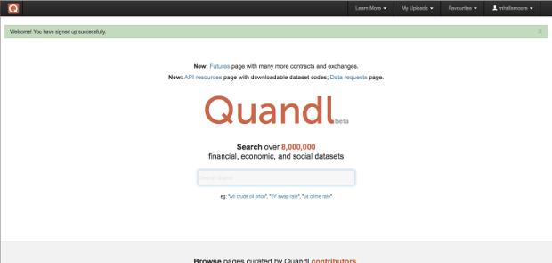 Downloading Historical Futures Data From Quandl | QuantStart