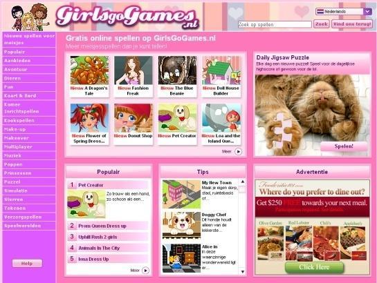 salma-osman: GirlsGoGames.com = GGG.com