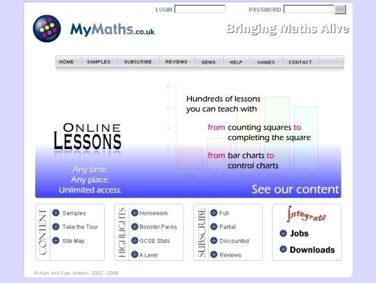 Do mymaths co uk homework