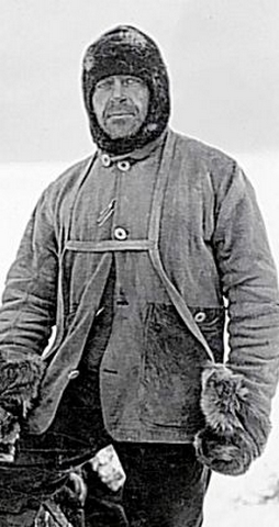 Scott of the Antarctic and Manchester: The Untold Story