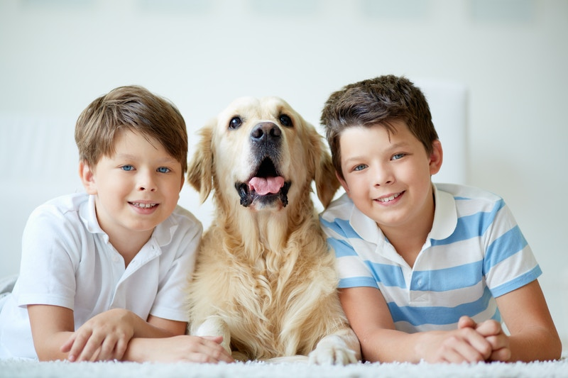 Good starter pets for kids