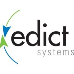 EDICT SYSTEMS logo